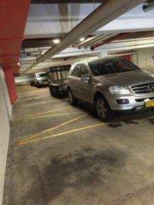 Parkeringshuse rengøring M2Clean