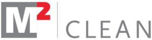 M2Clean rengøring til erhverv og facility management logo